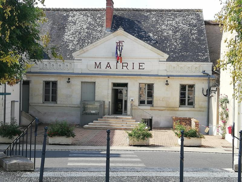 Mairie de Genillé