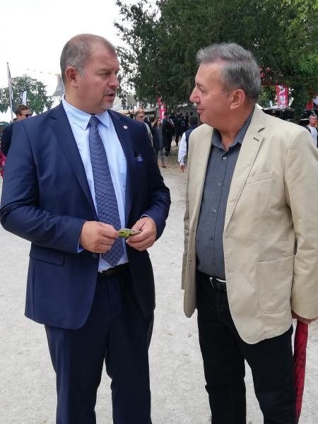 Le député Alain PEREA