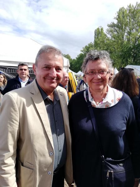 La députée Marianne DUBOIS