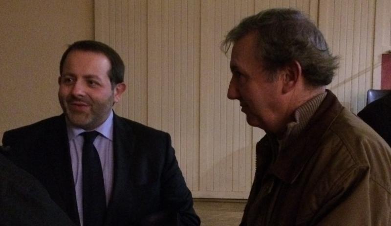 Echange avec Monsieur François Cormier-Bouligeon, contre les clôtures
