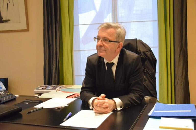 Monsieur François Bonneau, Président de la Région Centre-Val de Loire