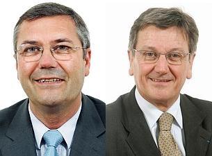 Rencontre début janvier avec les deux Sénateurs du Cher, Monsieur Rémi Pointereau et Monsieur François Pillet, qui partagent tous les deux,  notre opinion contre l'engrillagement