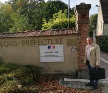 Raymond LOUIS,  Président de l'association